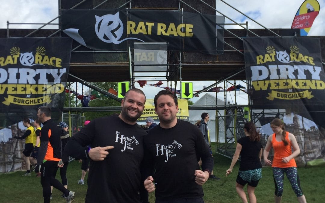 Rat Race – Dirty Weekend – Burghley