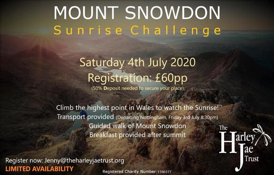 Mount Snowdon – Sunrise Challenge