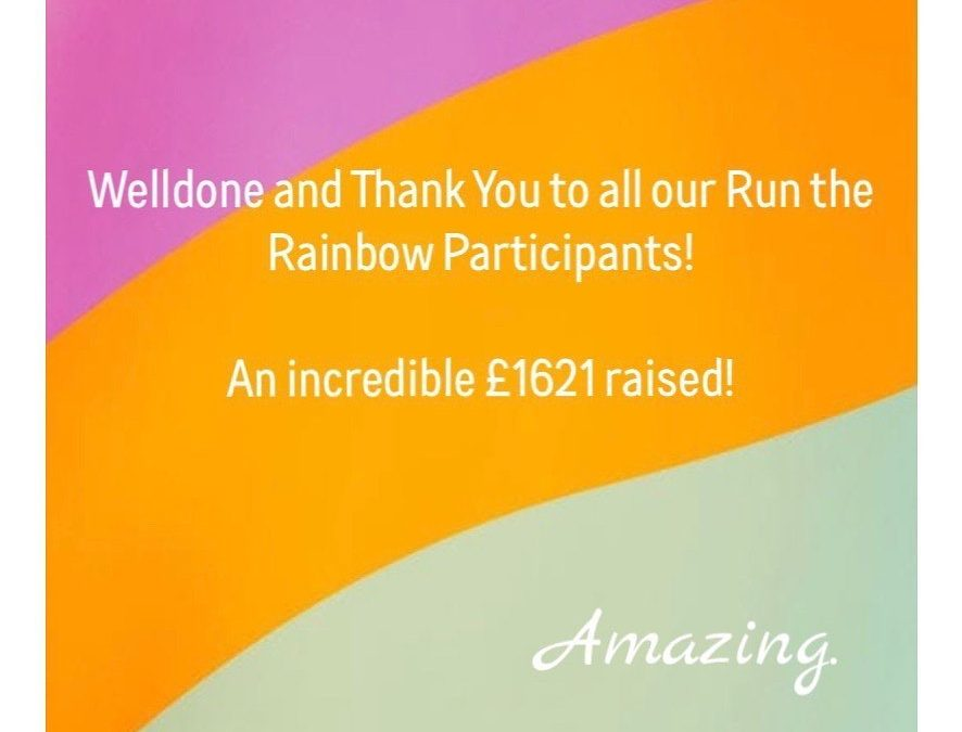 Congratulations Rainbow Runners!